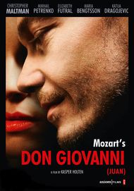 "Movie poster for ""MOZART'S DON GIOVANNI (JUAN)"""
