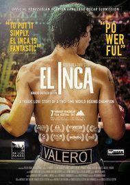 """Movie poster for """"EL INCA"""""""