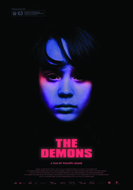 "Movie poster for ""THE DEMONS"""