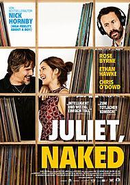 """Filmplakat für """"Juliet, Naked"""""""