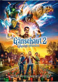 """Filmplakat für """"Gänsehaut 2: Gruseliges Halloween"""""""