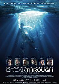 """Filmplakat für """"Breakthrough - Zurück ins Leben"""""""