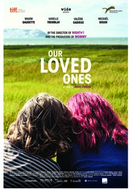 "Movie poster for ""OUR LOVED ONES"""