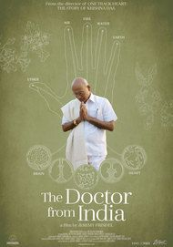 "Movie poster for ""THE DOCTOR FROM INDIA"""