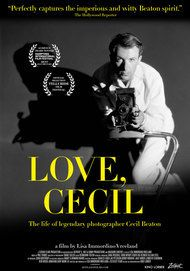 """Movie poster for """"LOVE, CECIL"""""""