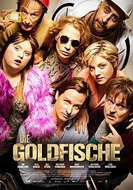 """Filmplakat für """"Die Goldfische"""""""