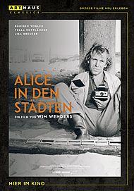 """Filmplakat für """"Alice in den Städten"""""""