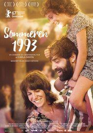 Plakat for SOMMEREN 1993