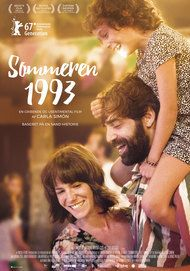 """Movie poster for """"SOMMEREN 1993"""""""