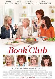 """Movie poster for """"Book Club"""""""