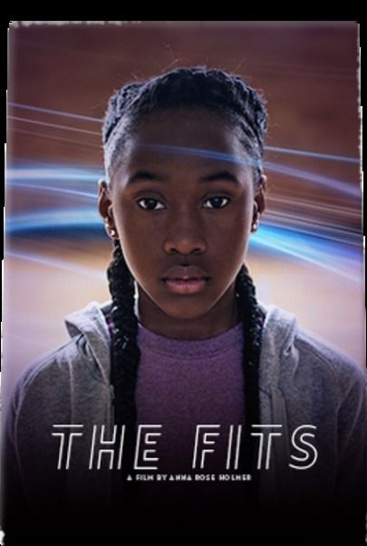 """Movie poster for """"THE FITS"""""""