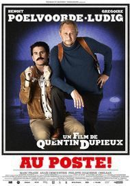 """Movie poster for """"AU POSTE !"""""""