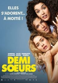"Movie poster for ""DEMI SOEURS"""