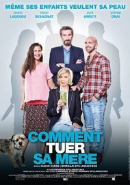 "Movie poster for ""COMMENT TUER SA MERE"""