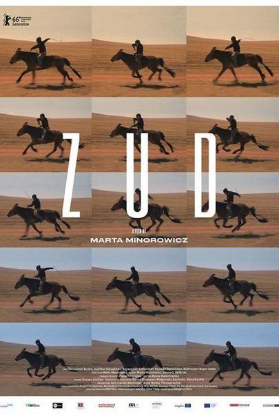 """Filmplakat für """"Zud"""""""