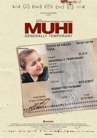 """Filmplakat für """"Muhi"""""""