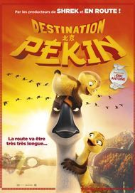 "Movie poster for ""DUCK DUCK GOOSE"""