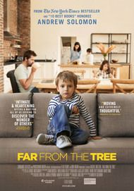 "Movie poster for ""FAR FROM THE TREE"""