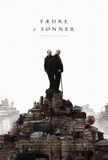 "Movie poster for ""FÆDRE OG SØNNER"""