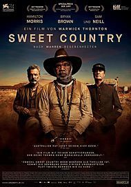 "Filmplakat für ""Sweet Country"""