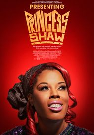 "Movie poster for ""PRESENTING PRINCESS SHAW"""