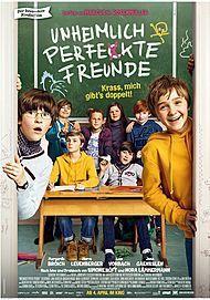 """Filmplakat für """"Unheimlich perfekte Freunde"""""""
