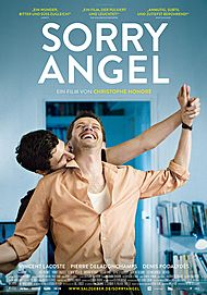 "Movie poster for ""SORRY ANGEL"""