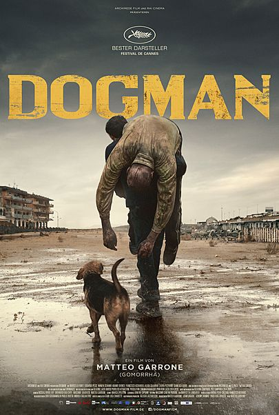 """Movie poster for """"DOGMAN"""""""