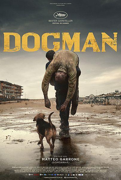 """Filmplakat für """"DOGMAN"""""""
