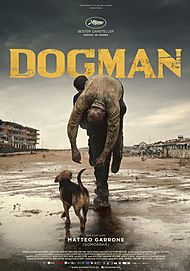 "Movie poster for ""DOGMAN"""