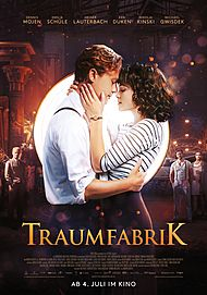 "Movie poster for ""Traumfabrik"""
