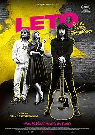 """Filmplakat für """"LETO"""""""