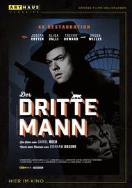 """Filmplakat für """"Der dritte Mann"""""""