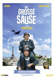 """Movie poster for """"LA GRANDE VADROUILLE"""""""