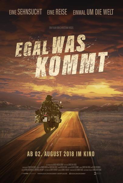 """Filmplakat für """"Egal was kommt"""""""