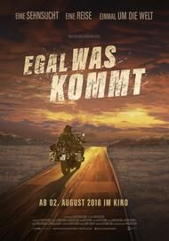 "Movie poster for ""Egal was kommt"""