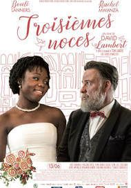 """Movie poster for """"Troisièmes Noces"""""""