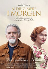 """Movie poster for """"ALDRIG MERE I MORGEN"""""""