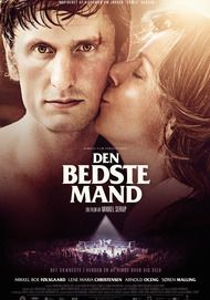 """Movie poster for """"DEN BEDSTE MAND"""""""