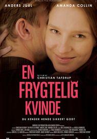 """Movie poster for """"EN FRYGTELIG KVINDE"""""""