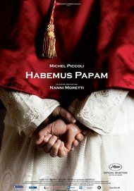 """Movie poster for """"Habemus Papam"""""""