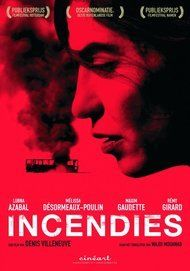 """Movie poster for """"Incendies"""""""