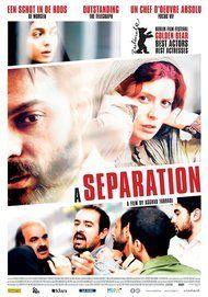 """Movie poster for """"Jodaeiye Nader az Simin"""""""