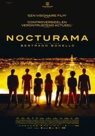 "Movie poster for ""Nocturama"""