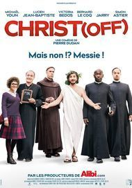 """Movie poster for """"CHRIST(OFF)"""""""