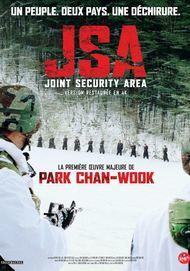 "Movie poster for ""Gongdong gyeongbi guyeok JSA"""