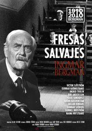 "Póster para ""FRESAS SALVAJES"""