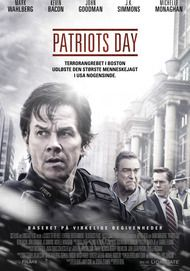 """Movie poster for """"PATRIOTS DAY"""""""