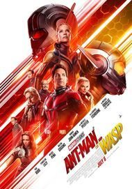 "Movie poster for ""ANT-MAN AND THE WASP"""