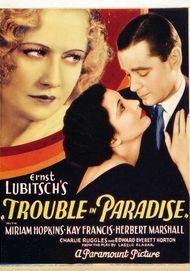 """Filmplakat für """"Ärger im Paradies"""""""